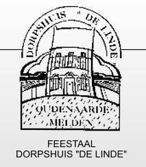 FEESTZAAL - DORPSHUIS DE LINDE